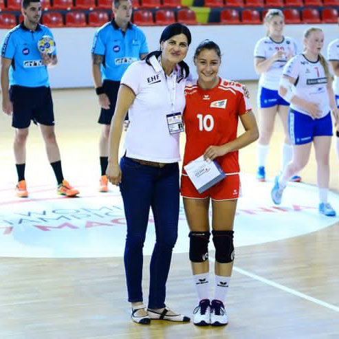 Daphne Gautschi - Best Player SWI-FAR